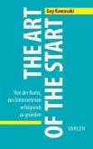 The Art of the Start (eBook, ePUB)