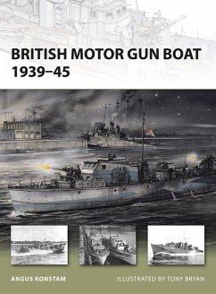 British Motor Gun Boat 1939-45 (eBook, ePUB) - Konstam, Angus