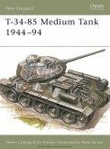 T-34-85 Medium Tank 1944–94 (eBook, ePUB)