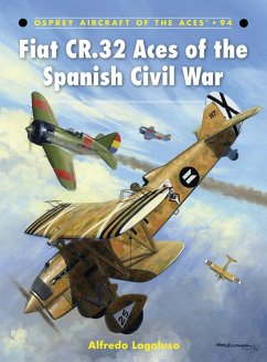 Fiat CR.32 Aces of the Spanish Civil War (eBook, ePUB) - Logoluso, Alfredo