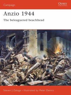 Anzio 1944 (eBook, ePUB) - Zaloga, Steven J.