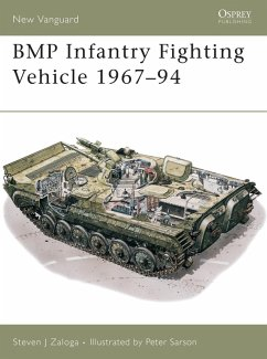 BMP Infantry Fighting Vehicle 1967–94 (eBook, ePUB) - Zaloga, Steven J.