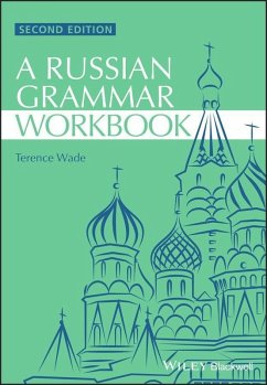 Russian Grammar Workbook (eBook, ePUB) - Wade, Terence; Gillespie, David