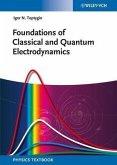 Foundations of Classical and Quantum Electrodynamics (eBook, ePUB)