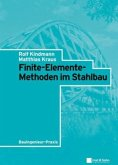 Finite-Elemente-Methoden im Stahlbau (eBook, ePUB)