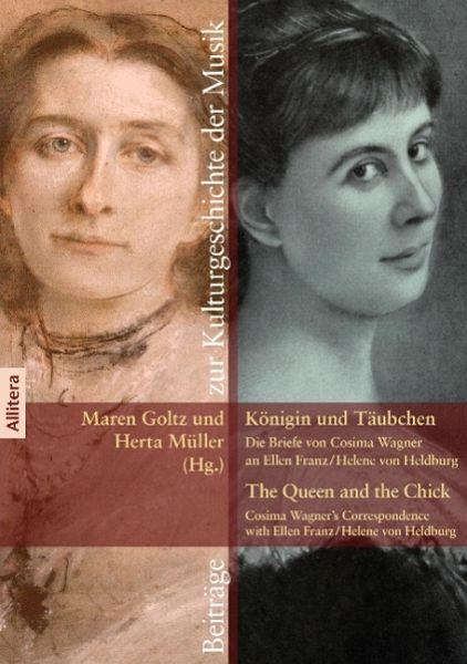 Briefe Von Wagner : Königin und täubchen the queen and chick von cosima