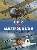 DH 2 vs Albatros D I/D II (eBook, ePUB)