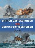 British Battlecruiser vs German Battlecruiser (eBook, ePUB)