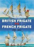 British Frigate vs French Frigate (eBook, ePUB)