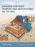 Japanese Fortified Temples and Monasteries AD 710-1602 (eBook, ePUB)