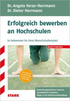 Beruf & Karriere. Erfolgreich bewerben an Hochschulen - Verse-Herrmann, Angela;Herrmann, Dieter