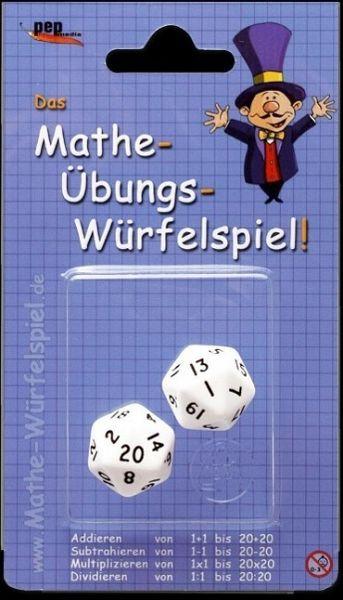 Mathe-Übungs-Würfelspiel! (Spiel)