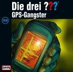 GPS Gangster / Die drei Fragezeichen - Hörbuch Bd.168 (1 Audio-CD)