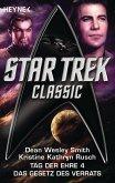 Star Trek - Classic: Das Gesetz des Verrats (eBook, ePUB)