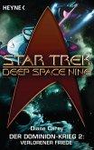 Star Trek - Deep Space Nine: Verlorener Friede (eBook, ePUB)