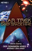 Star Trek - Deep Space Nine: Beendet den Krieg! (eBook, ePUB)