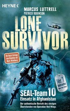Lone Survivor (eBook, ePUB) - Luttrell, Marcus; Robinson, Patrick