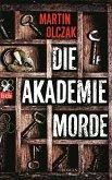 Die Akademiemorde (eBook, ePUB)