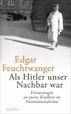 Als Hitler unser Nachbar war (eBook, ePUB)