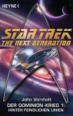 Star Trek - The Next Generation: Hinter feindlichen Linien (eBook, ePUB)