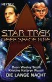 Star Trek - Deep Space Nine: Die lange Nacht (eBook, ePUB)