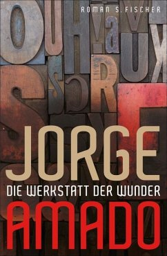 Die Werkstatt der Wunder (eBook, ePUB) - Amado, Jorge