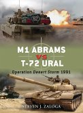 M1 Abrams vs T-72 Ural (eBook, ePUB)