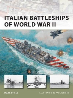 Italian Battleships of World War II (eBook, ePUB) - Stille, Mark