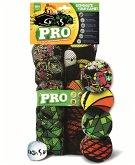 Schildkröt: Crossboccia Familypack Pro, 4x3er Set für 4 Spieler,
