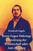 Herrn Eugen Dührings Umwälzung der Wissenschaft oder: Anti-Dühring (eBook, ePUB)