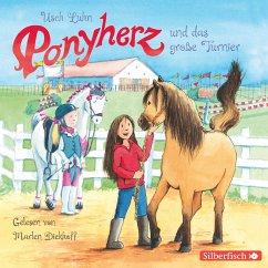 Ponyherz und das große Turnier / Ponyherz Bd.3 (MP3-Download) - Luhn , Usch