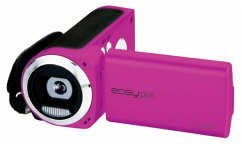 Easypix DVC5227 Flash Camcorder pink