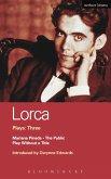 Lorca Plays: 3 (eBook, PDF)