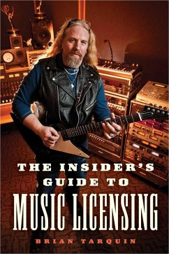 The Insider's Guide to Music Licensing (eBook, ePUB) - Tarquin, Brian