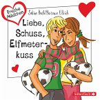 Freche Mädchen: Liebe, Schuss, Elfmeterkuss (MP3-Download)