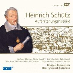 Auferstehungshistorie Swv 50/+(Schütz-Ed.Vol.9 - Rademann/Dresdner Kammerchor
