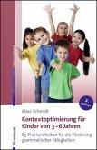 Kontextoptimierung für Kinder von 3-6 Jahren