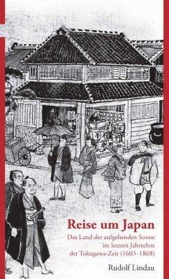 Reise um Japan - Lindau, Rudolf