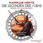 Tobender Sturm / Die Legenden der Albae Bd.4 (MP3-Download)