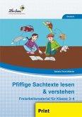 Pfiffige Sachtexte lesen & verstehen (PR)