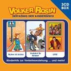 Kinderhits zur Verkehrserziehung und mehr!, 3 Audio-CDs