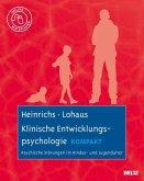 Klinische Entwicklungspsychologie kompakt (eBook, PDF)