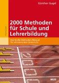 2000 Methoden für Schule und Lehrerbildung (eBook, PDF)