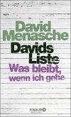 Davids Liste (eBook, ePUB)