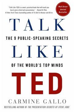 Talk Like TED (eBook, ePUB) - Gallo, Carmine