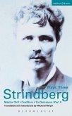 Strindberg Plays: 3 (eBook, ePUB)