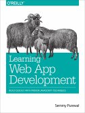 Learning Web App Development (eBook, ePUB)