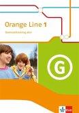 Orange Line 1. Grammatiktraining aktiv. Ausgabe 2014
