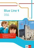 Blue Line 1. Workbook mit Audio-CD. Ausgabe 2014