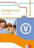 Orange Line 1. Vokabeltraining aktiv. Ausgabe 2014